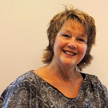Yvonne - frisör på Salong Cheveux